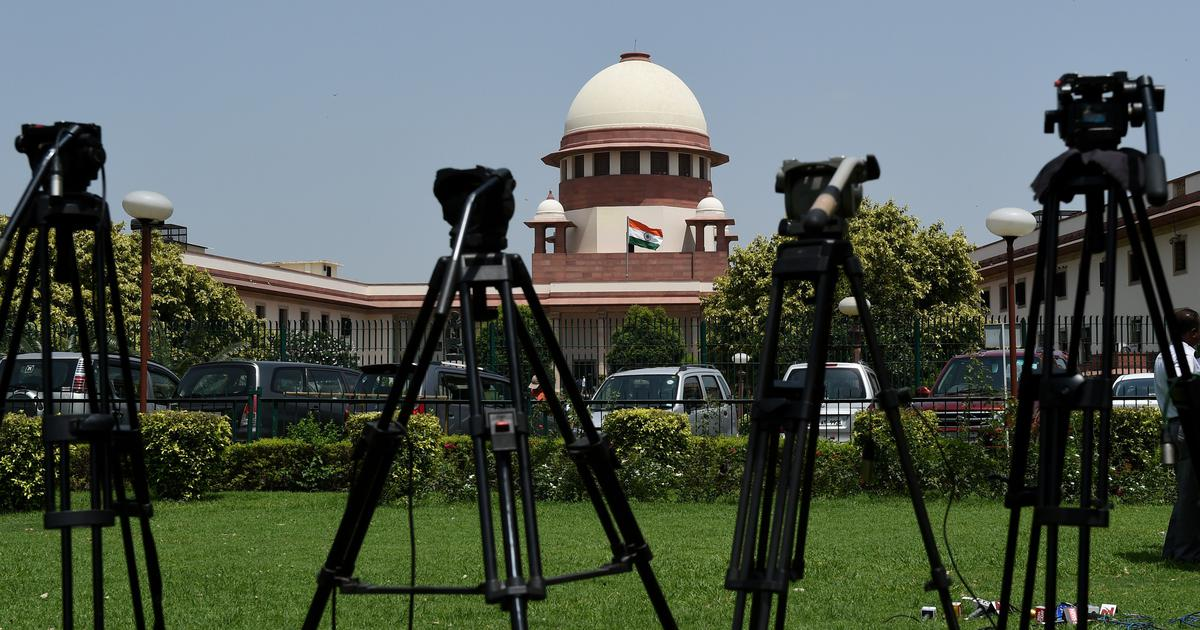 Supreme Court refuses to stay Delhi government order to install CCTV cameras in schools