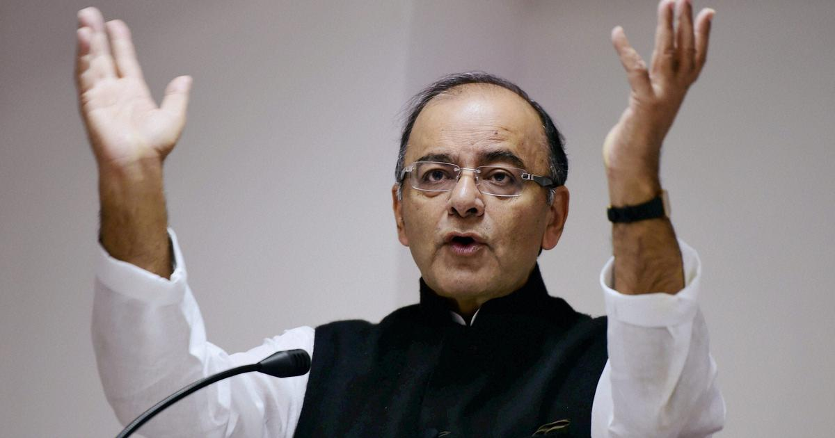Bharat Bandh: 'Are there real issues behind strike called by Left trade unions,' asks Arun Jaitley