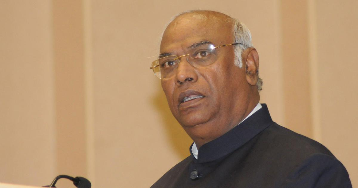 Congress leader Mallikarjun Kharge moves SC against Centre's decision to send CBI chief on leave