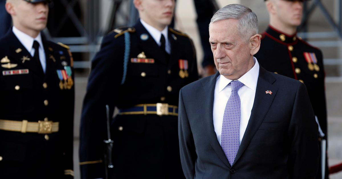 US: Defence secretary James Mattis resigns day after Trump announces withdrawal of troops from Syria