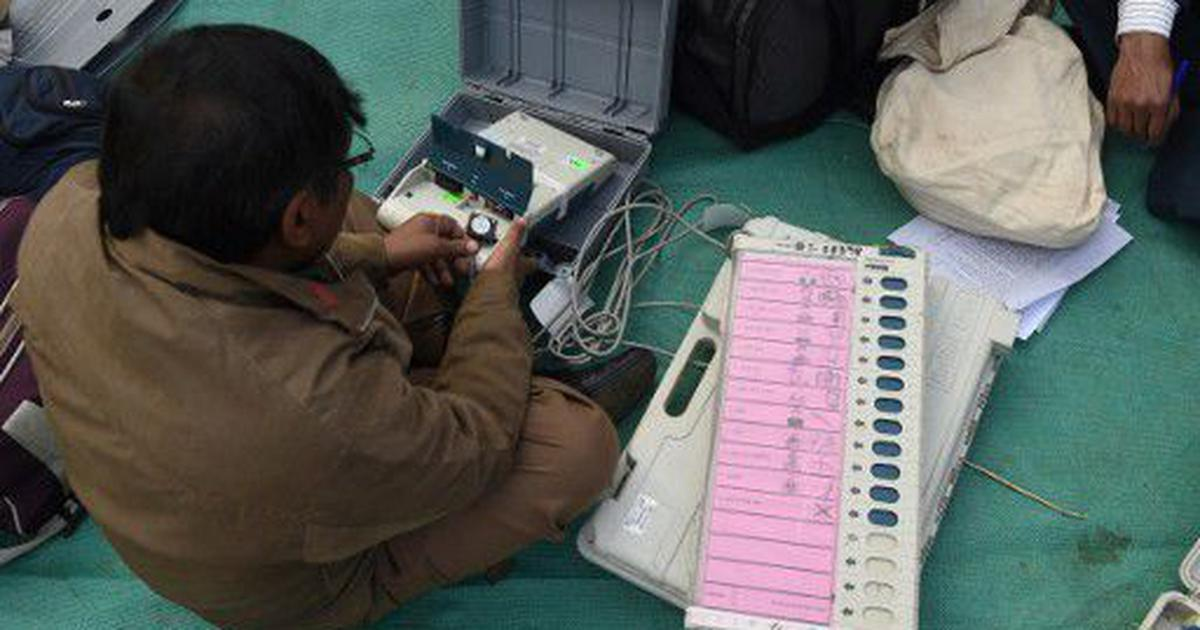 EVM tampering: AAP denies it contacted 'cyber expert' to