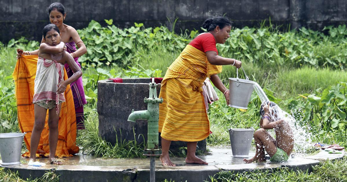India's Jal Jeevan Mission faces challenges of funding and infrastructure, says water expert