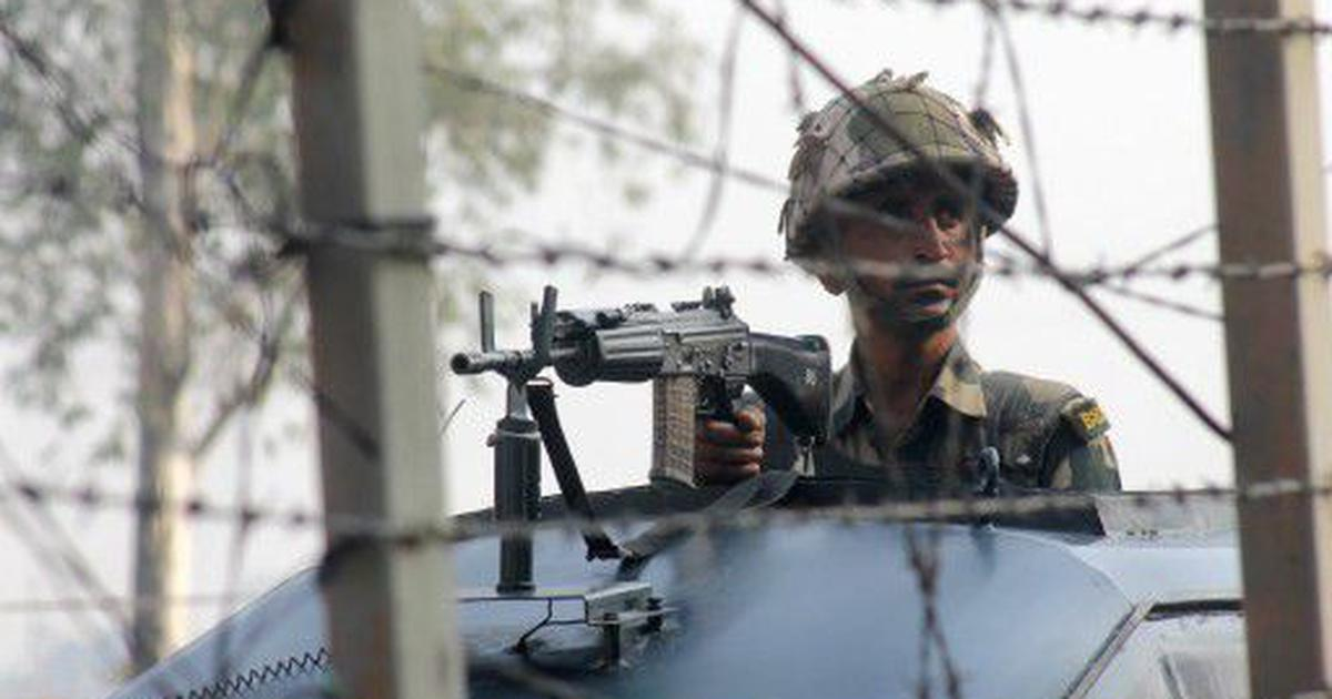 Jammu and Kashmir: 60-year-old woman killed in alleged cross-border firing in Poonch district