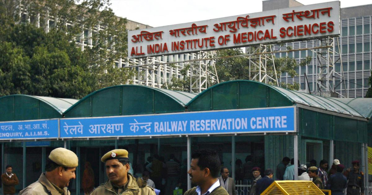 NCW writes to Centre after AIIMS doctor allegedly tries to die by suicide due to harassment
