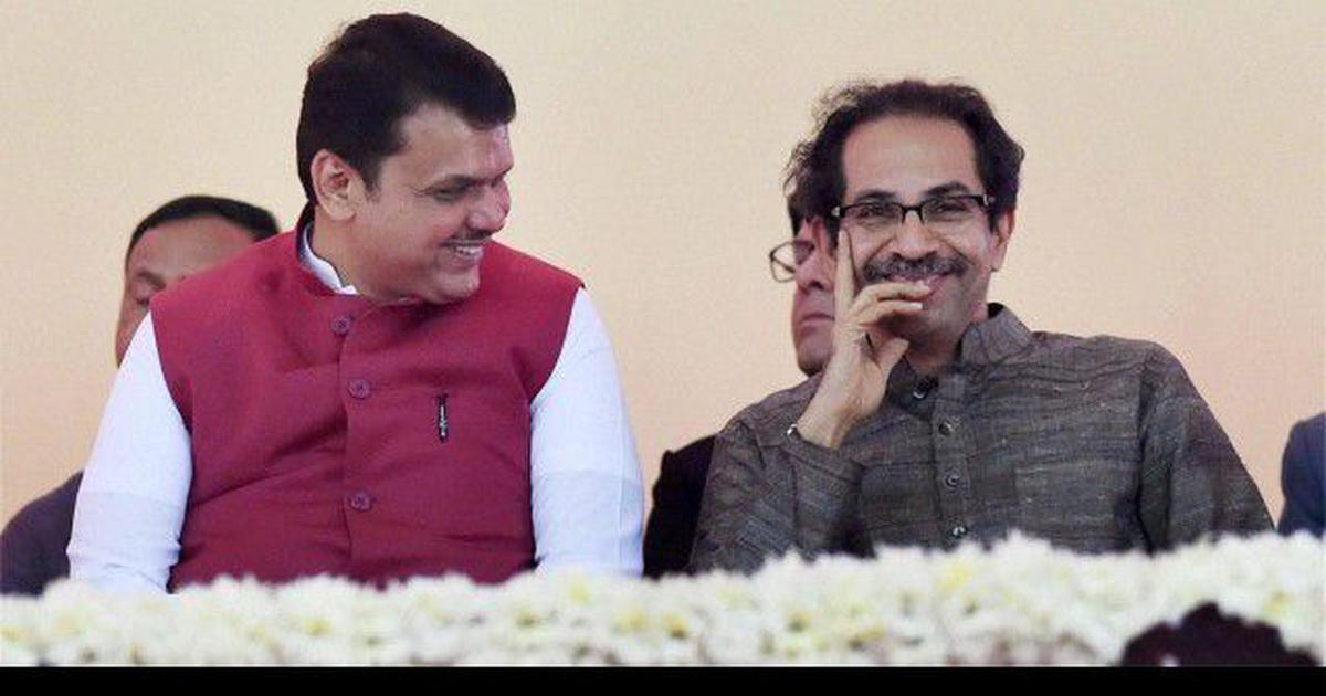 President's rule imposed in Maharashtra amid Congress-NCP-Shiv Sena talks