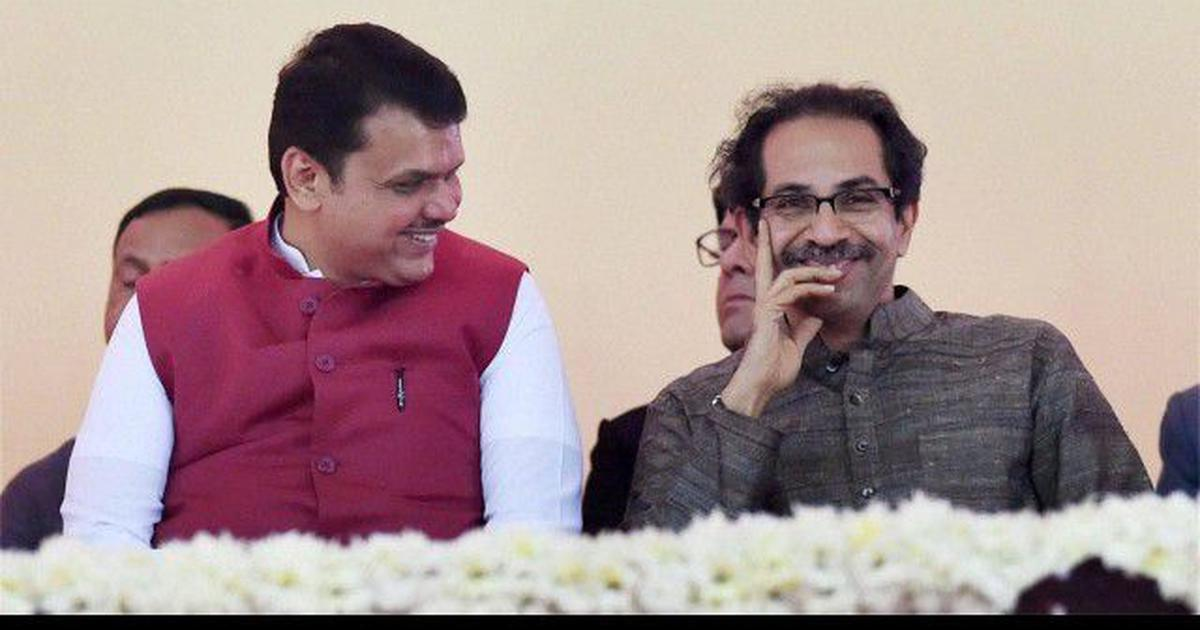 Maharashtra: BJP and Shiv Sena meet governor separately for Diwali but deny discussing power tussle