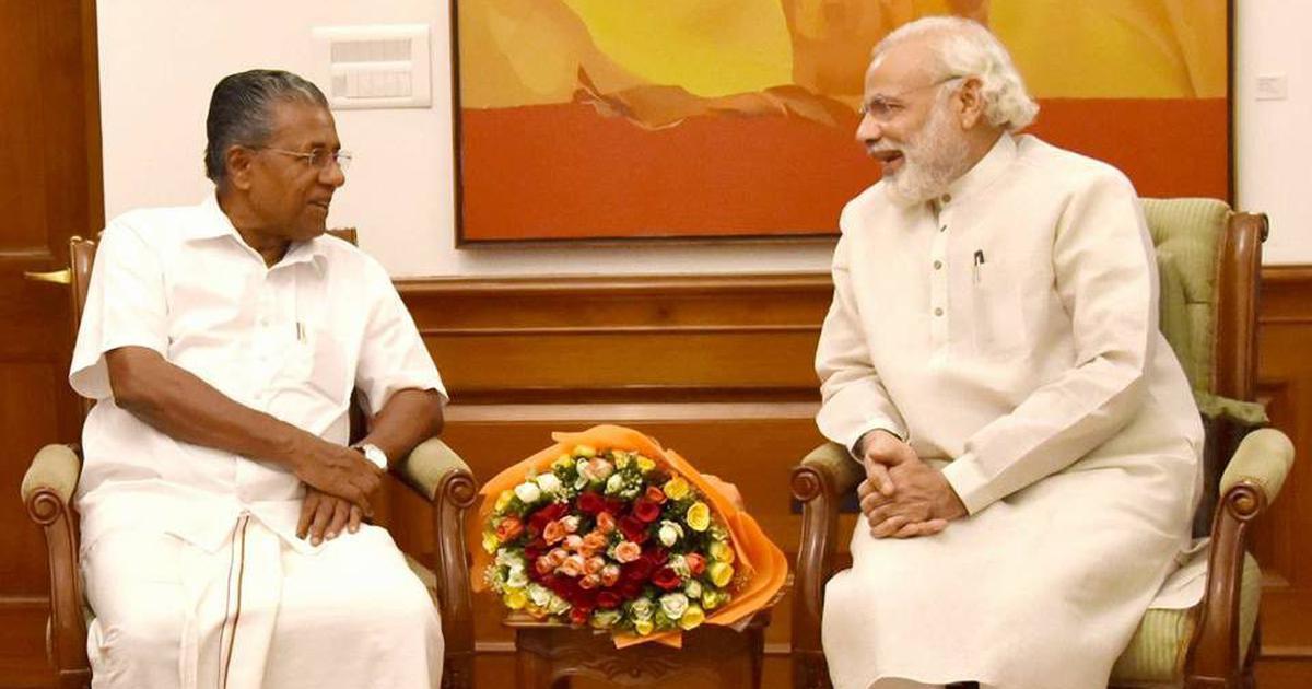 Kerala CM writes to Modi against decision to hand over Thiruvananthapuram airport to Adani Group