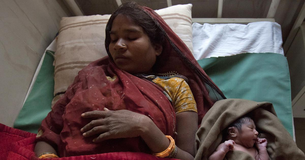 Indian states are failing to help mothers – and UP is the worst