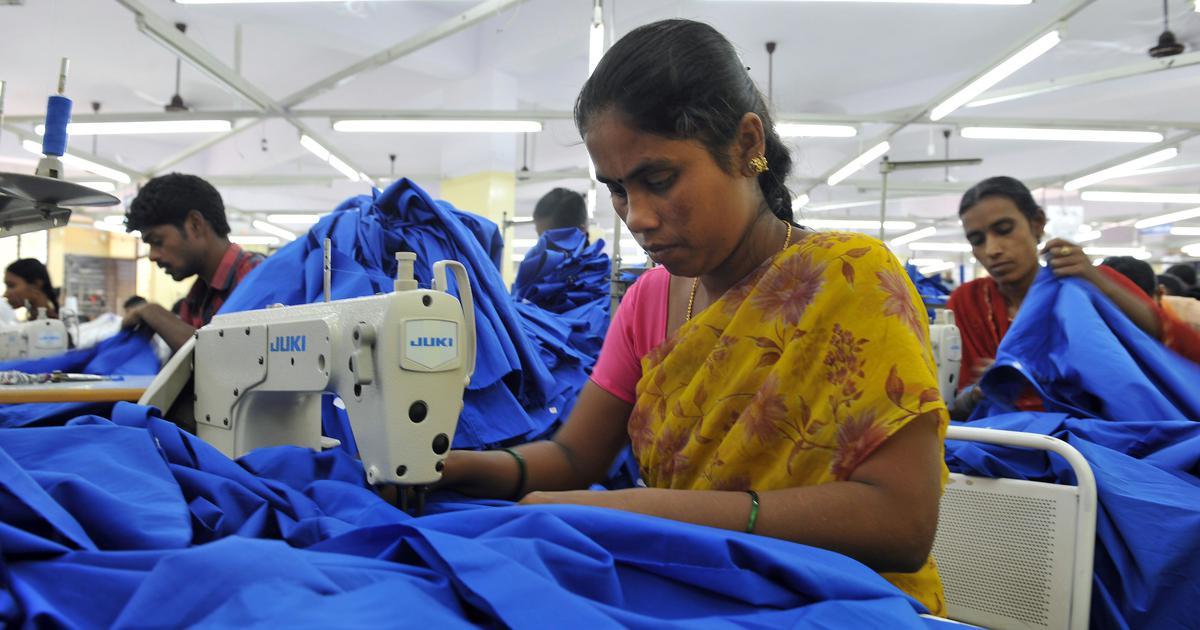 India's small-town fashion retailers are the latest victims of the economic slump