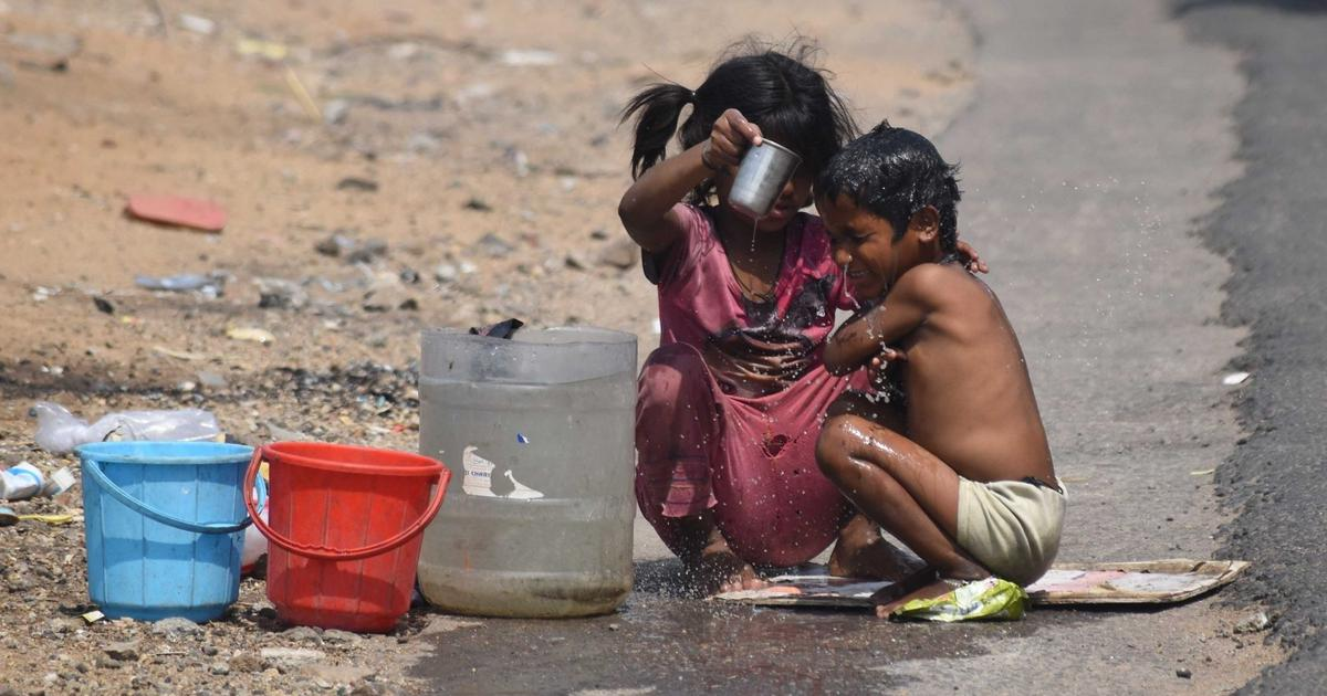 Bihar heatwave: At least 90 people dead so far in Aurangabad, Gaya and Nawada districts