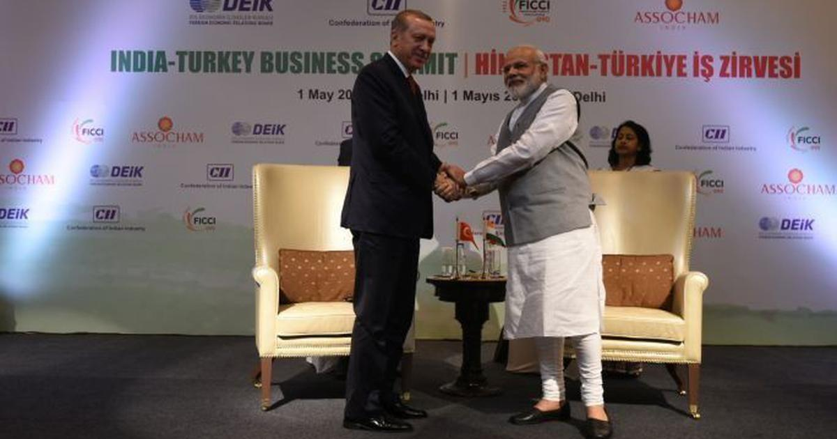 The big news: India tells Turkey to exercise restraint in Syria, and nine other top stories