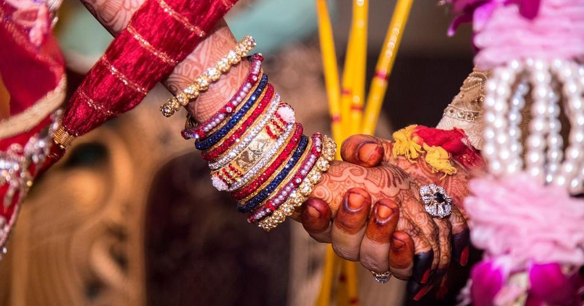 The coronavirus pandemic has slowed down the big fat Indian wedding industry