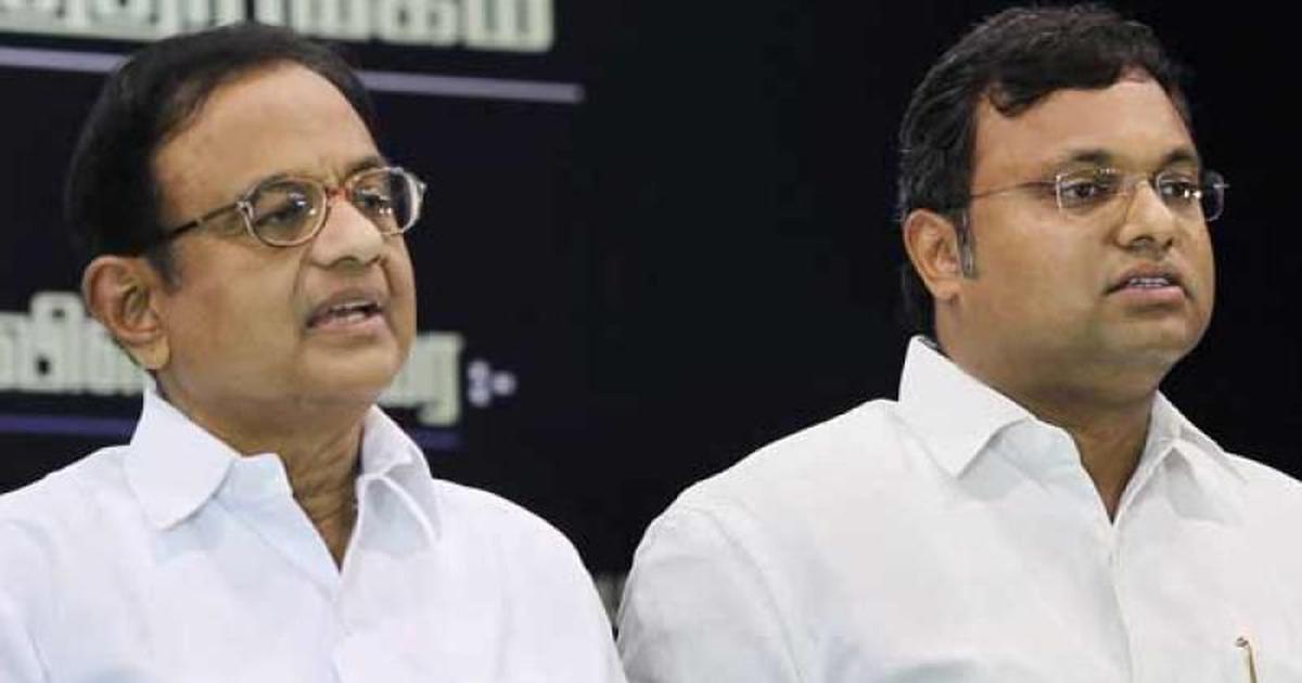 Aircel-Maxis case: P Chidambaram and his son granted interim protection from arrest till August 23