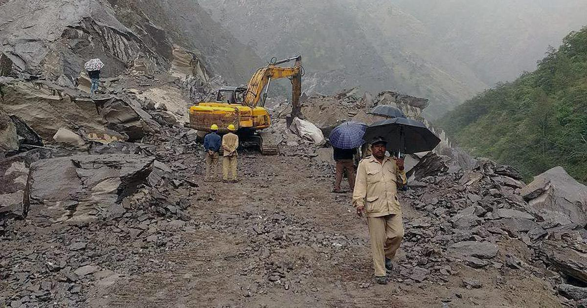 Road-widening projects in Himalayas for Char Dham pilgrims could be a disaster in making