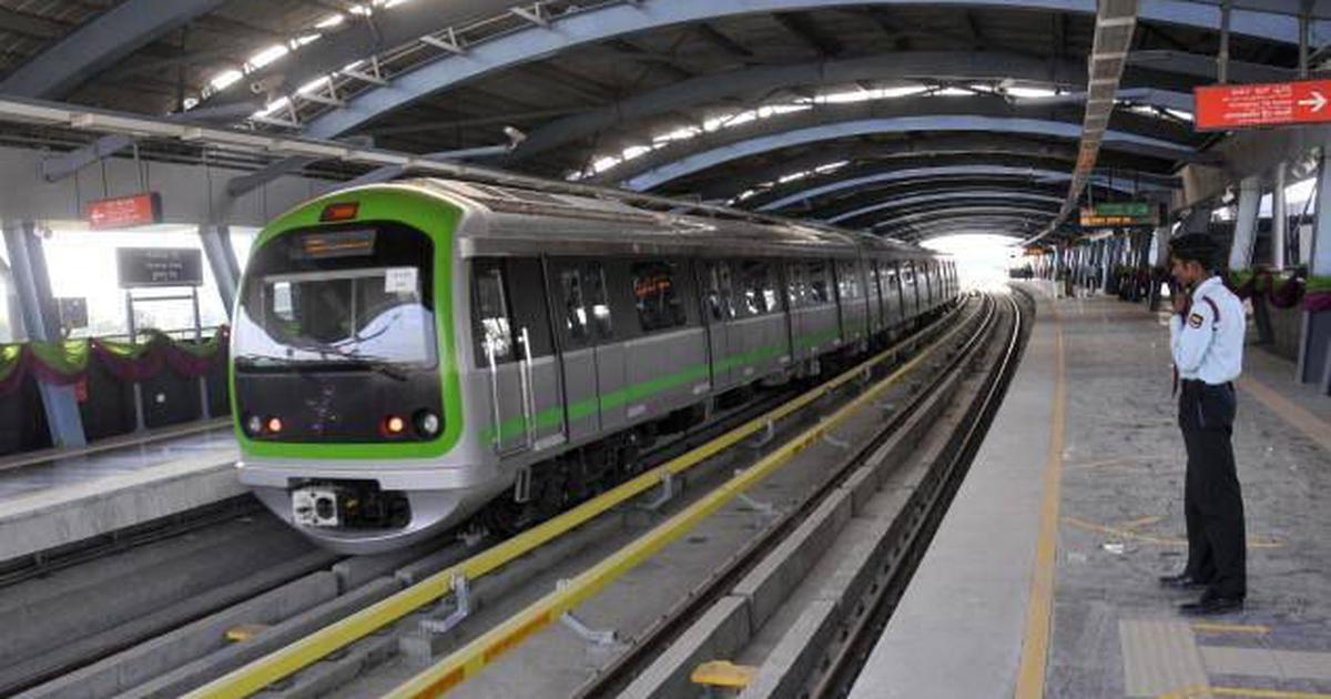 Bengaluru: Toddler dies after falling from  Metro station escalator
