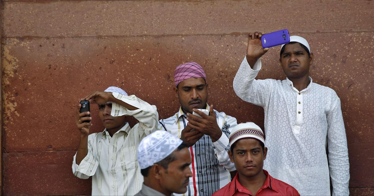 How middle class Muslim millennials navigate through Narendra Modi's India