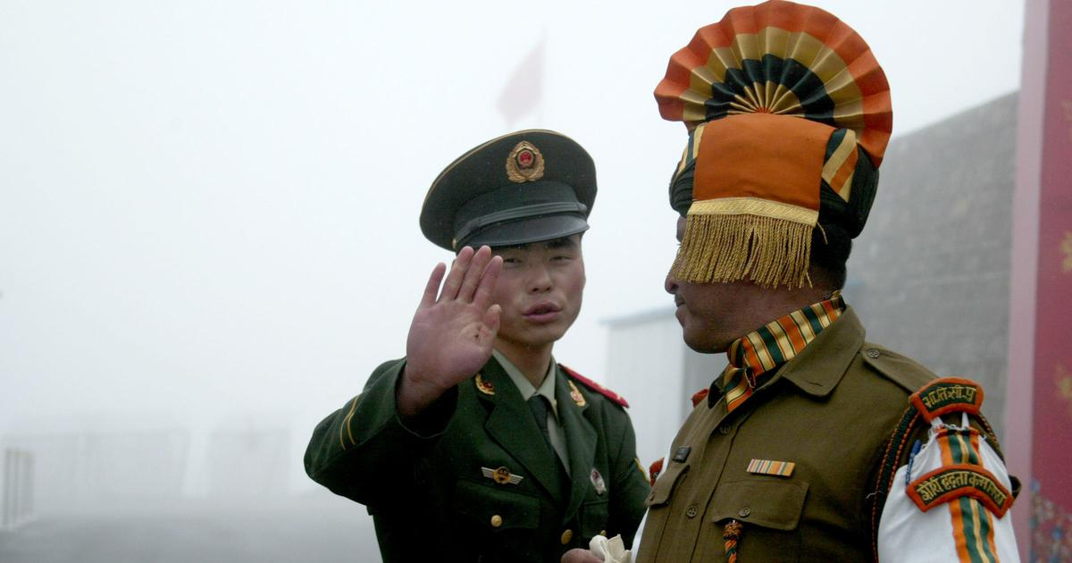Border tension: Chinese military accuses Indian troops of provocative action, violating protocols