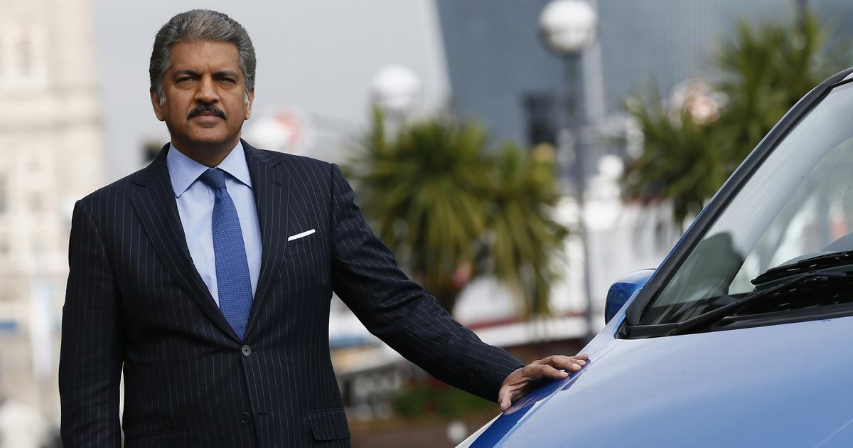 'Any CEO who isn't on Twitter is probably ignorant': Anand Mahindra on leadership and jobs in India