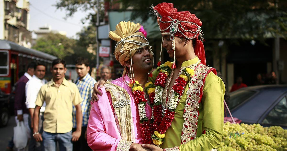 BJP's opposition to gay marriage reflects Vatican's puritanical position
