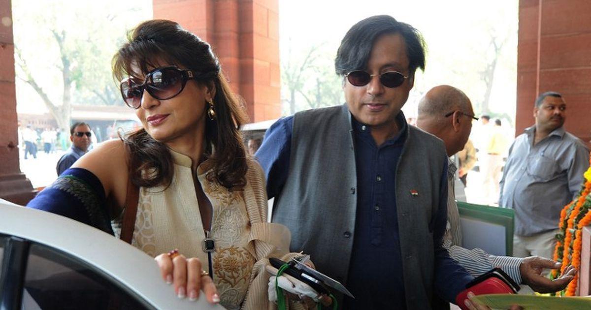 Sunanda Pushkar death: Shashi Tharoor fought with his wife in Dubai, Delhi Police tells court