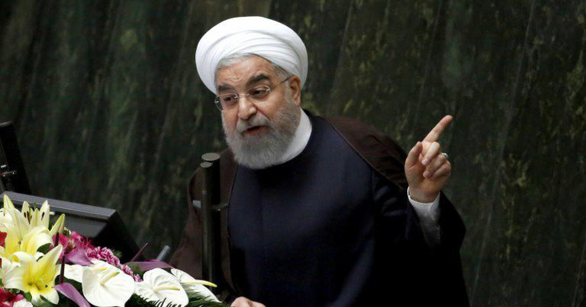 Iran suspends implementation of some commitments under 2015 nuclear deal