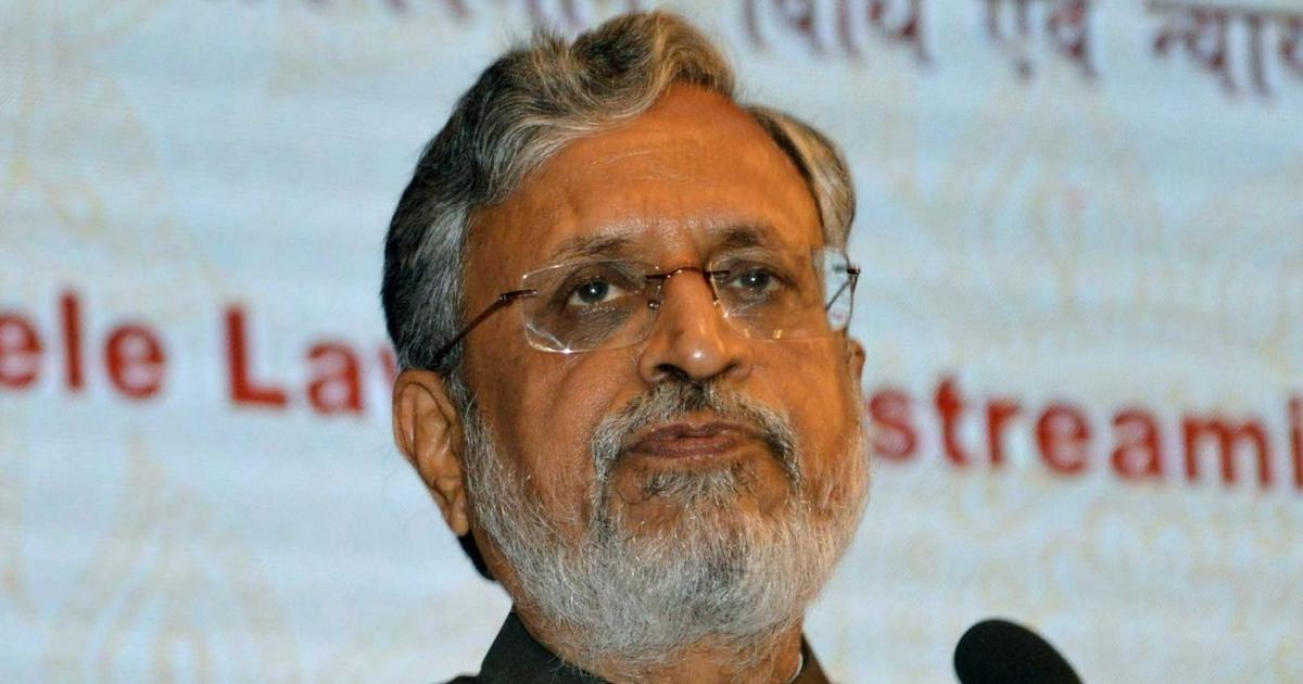 Bihar polls: 70% of campaigning will be done physically, says Deputy CM Sushil Modi