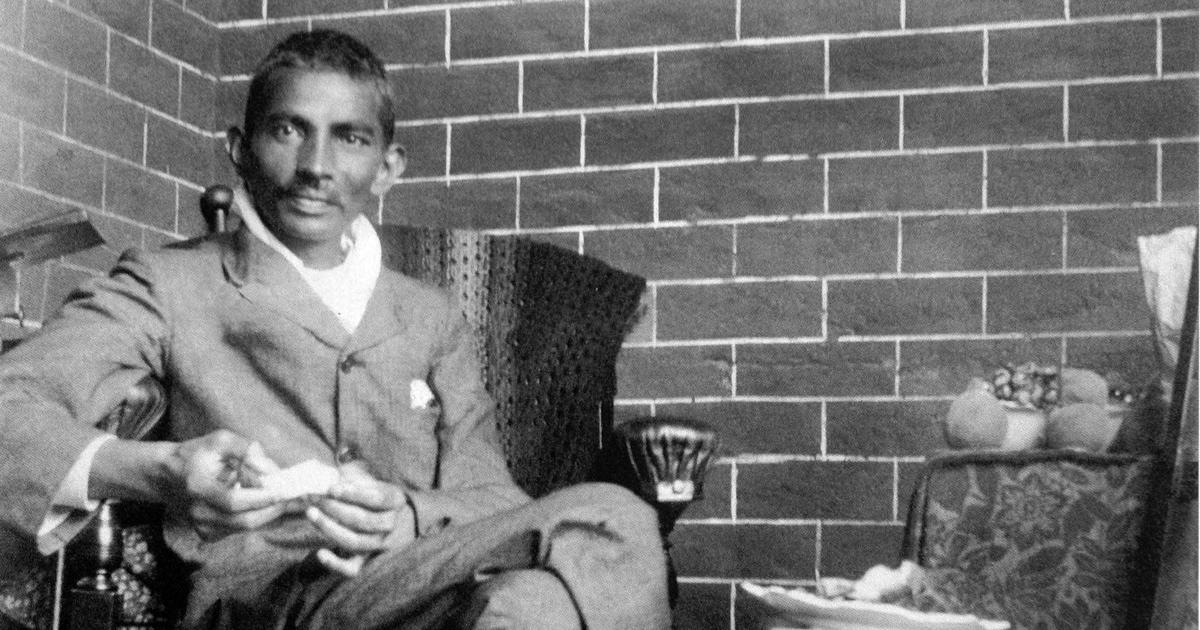 Gandhi before Mahatma: What made the lawyer Mohandas Karamchand move to South Africa?