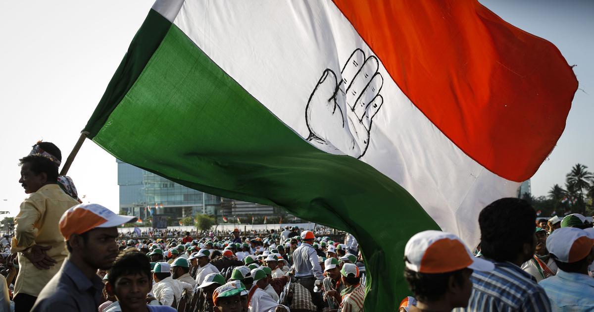 कांग्रेस ने उत्तर प्रदेश में पार्टी की सभी जिला समितियां भंग कीं