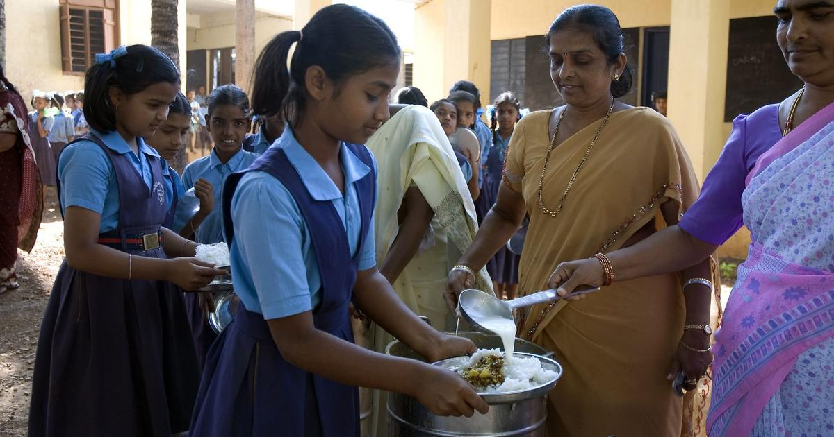 Karnataka: Group of citizens asks Centre to terminate contract to ISKCON-run NGO for mid-day meals