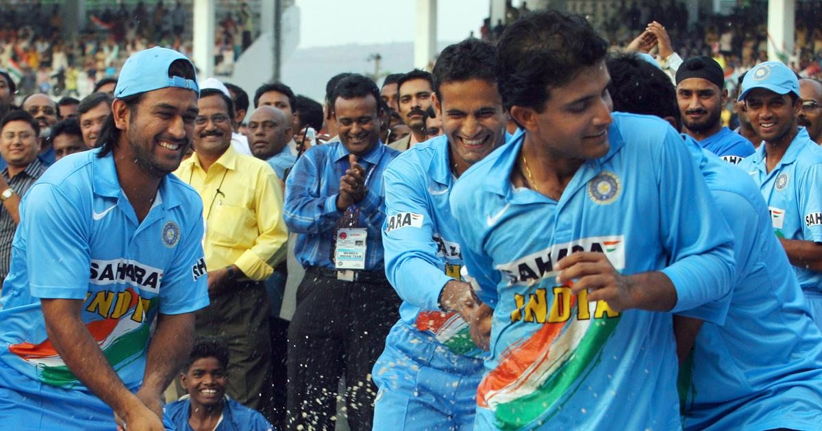 When the raw MS Dhoni arrived, it was very important to set him free: Sourav Ganguly