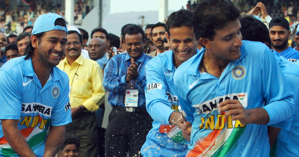Watch: 'That's my job' – Ganguly on trusting his instinct to bring Dhoni into the Indian team
