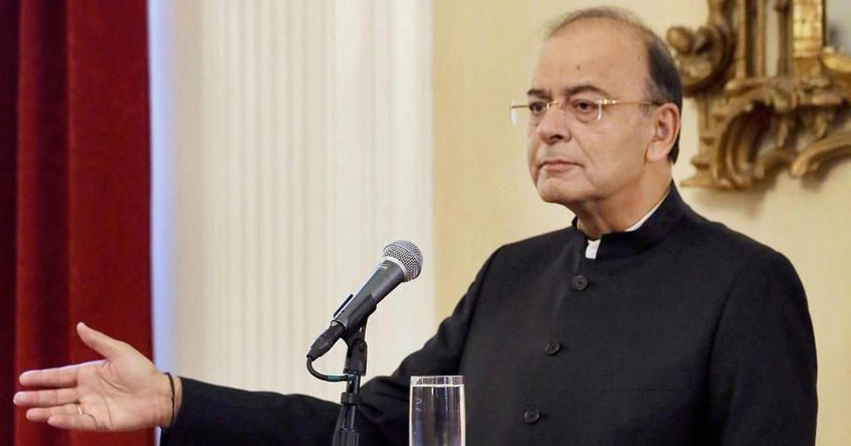 GDP data: Arun Jaitley defends Centre's decision to lower GDP growth rate for UPA years