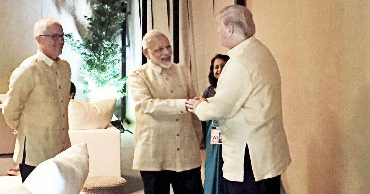 Delighted that Trump will be in India: PM Modi