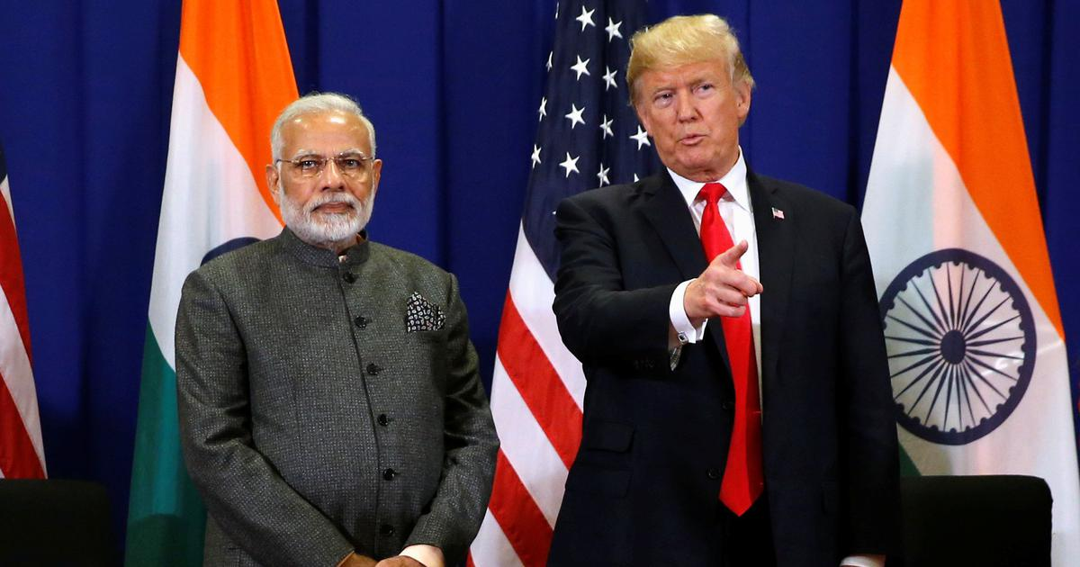 India to levy higher customs duty on 28 US products from today, in retaliation to American tariffs