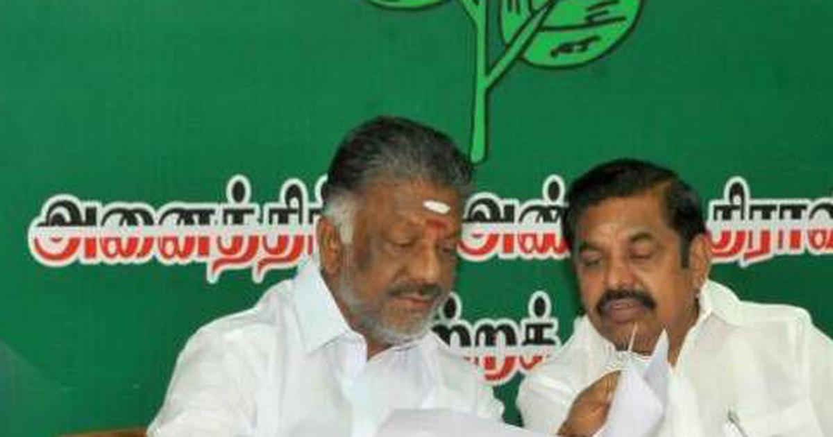 Tamil Nadu: 'With love and affection', AIADMK invites 18 rebel leaders to return to the party