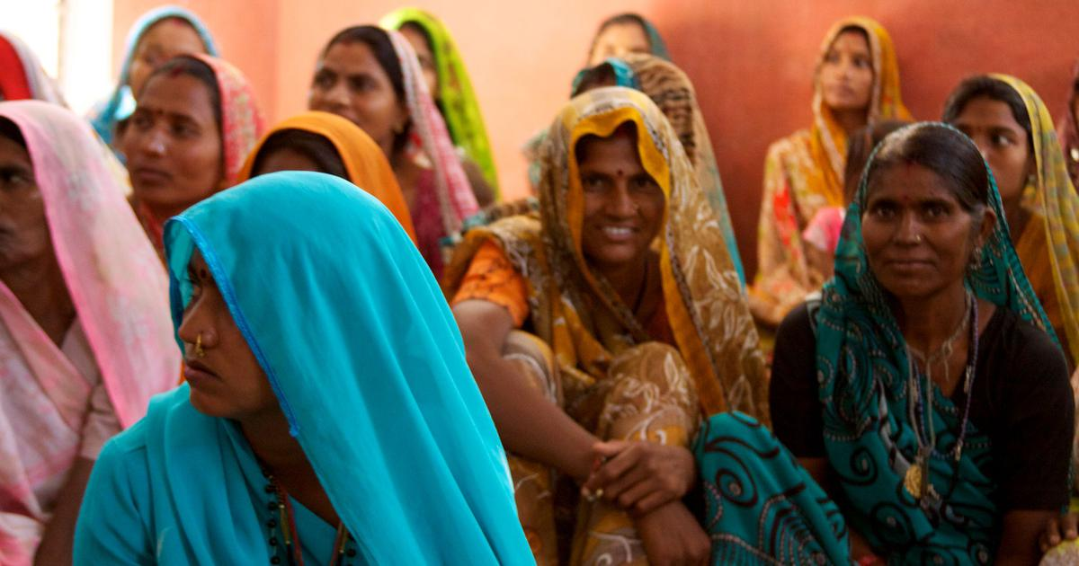 Women's self-help groups in rural India have pushed past obstacles and boosted household incomes