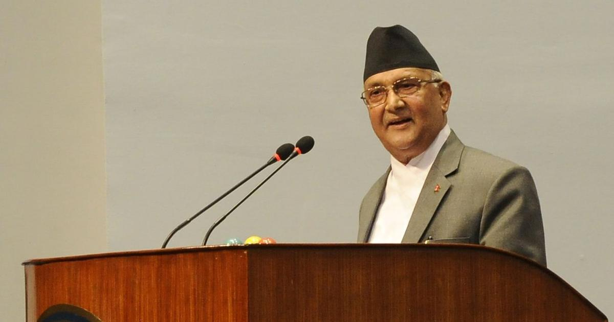 Nepal Prime Minister KP Sharma Oli accuses India of conspiring with his political rival to oust him
