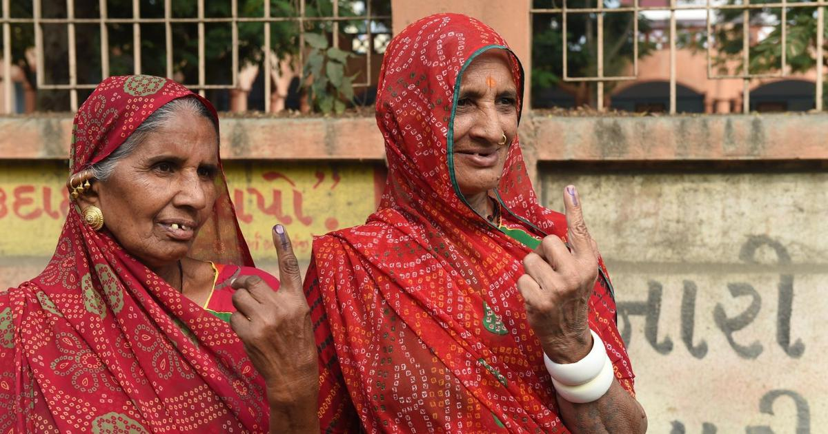 What choices do voters make when Assembly elections are held alongside Lok Sabha polls?