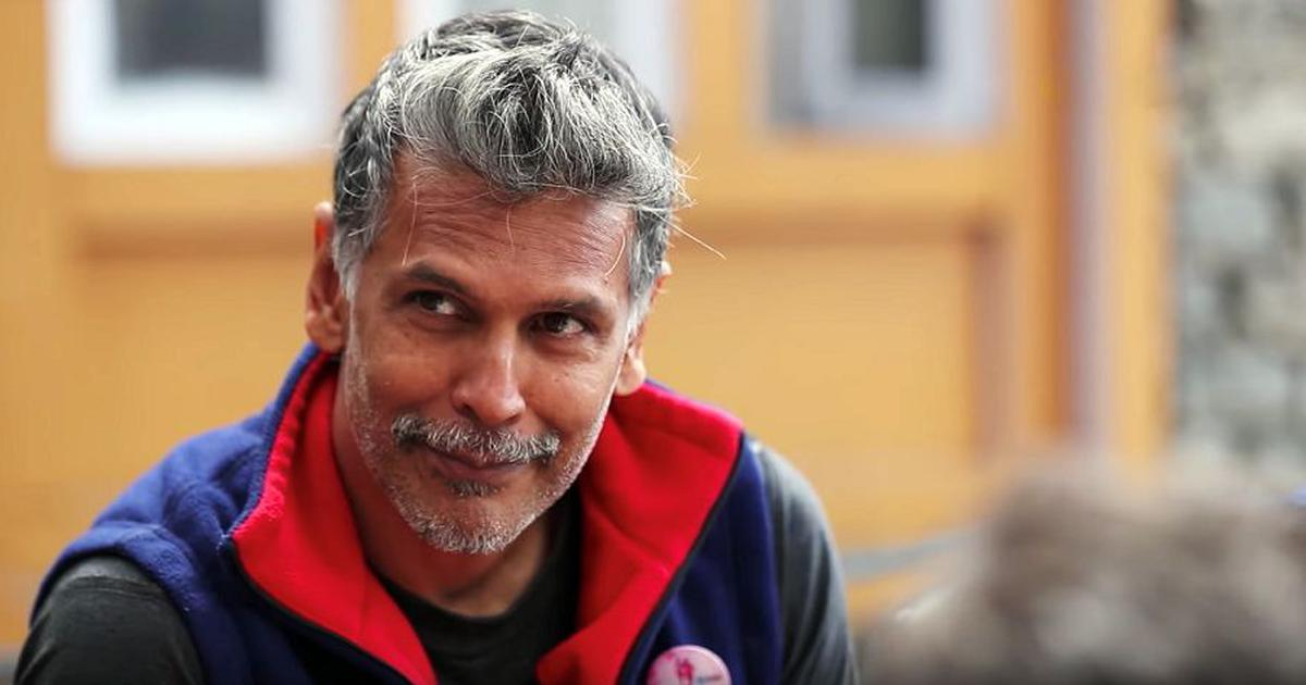 'It's very funny to think I am not hot anymore': Milind Soman after the publication of his memoir