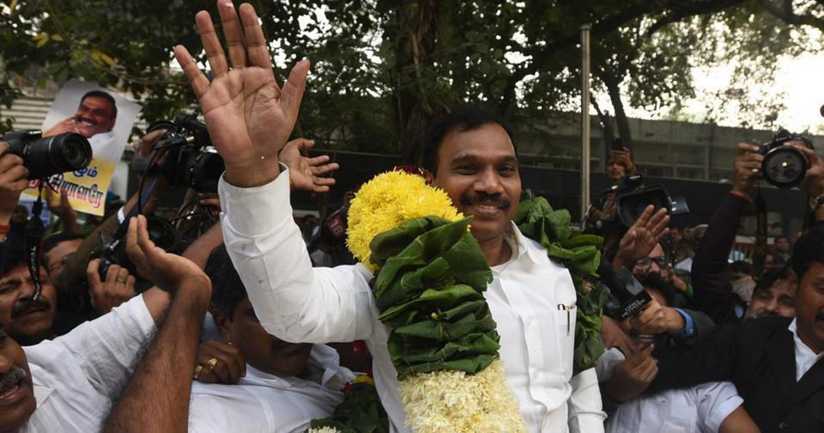 Madras HC rejects DMK leader A Raja's plea against EC's 48-hour ban on campaigning