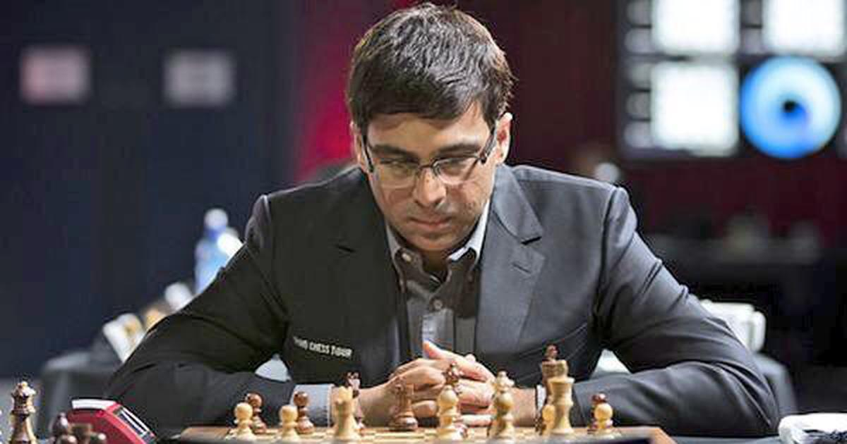 Chess: Viswanathan Anand draws with Vladimir Kramnik in second game of 'No-Castling' event