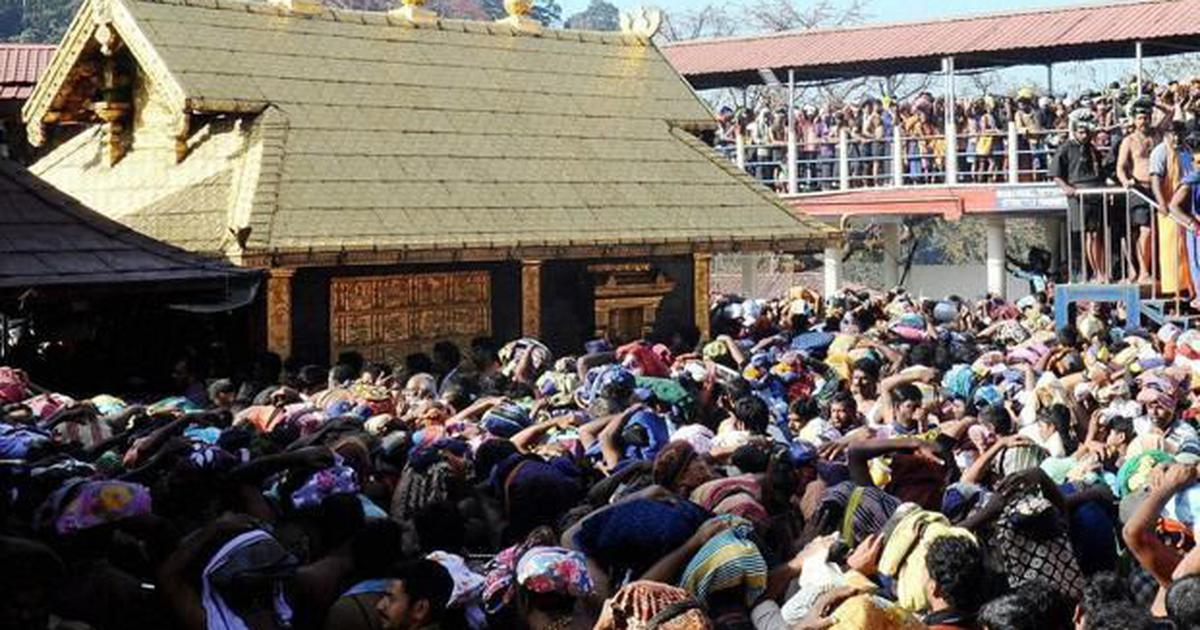 Sabarimala: Former Dewaswom Board president moves Kerala High Court for removal of current chief