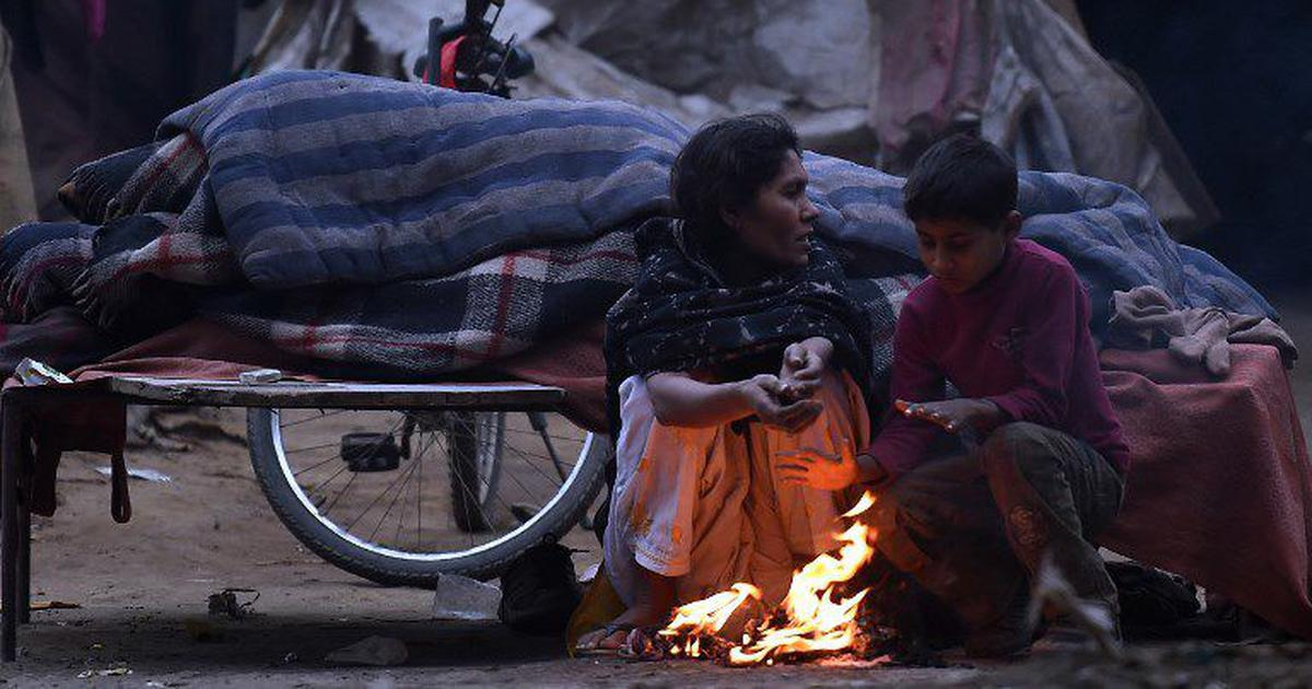 New Delhi records coldest day in four years on Thursday as temperature dips to 4 degrees Celsius