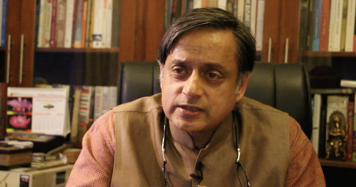 'I'm not a Congress spokesperson': Shashi Tharoor says media distorted his comment on Ram Temple