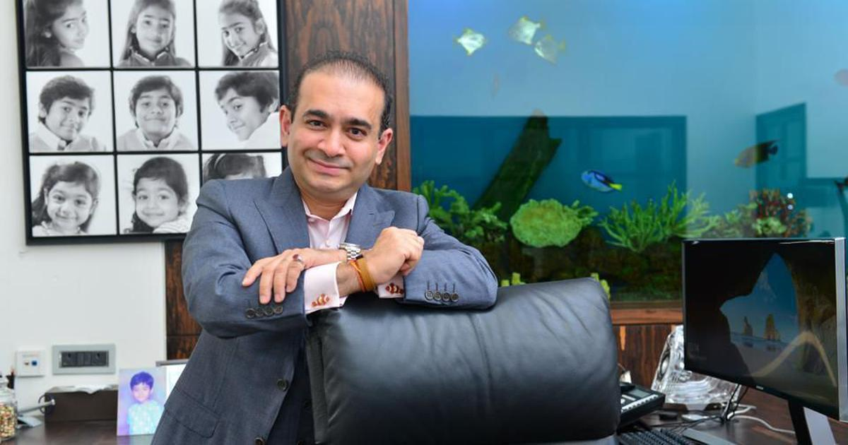 Nirav Modi's defence team points to depression, risk of suicide to block his extradition to India