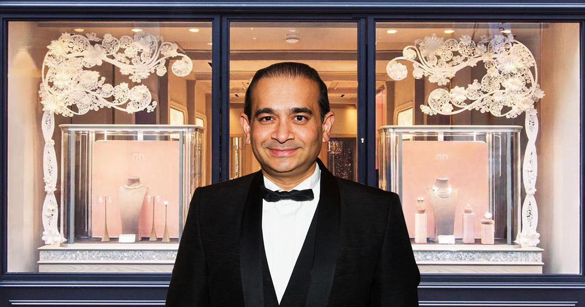 PNB climbs 3% after Nirav Modi's arrest in London