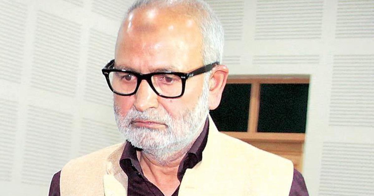 Kashmir: PDP leader Naeem Akhtar detained under Public Safety Act