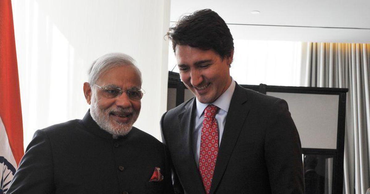 Canadian PM Justin Trudeau 'commended efforts' to start dialogue with protesting farmers, says India