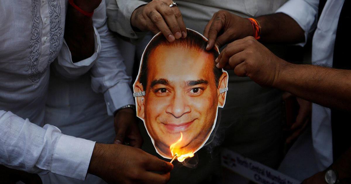 Interpol issues Red Corner Notice against Nirav Modi's brother Nehal Modi in PNB scam case
