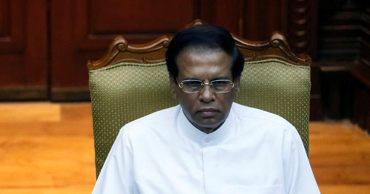 International Drug Dealers Behind Sri Lanka Easter Bombings: President